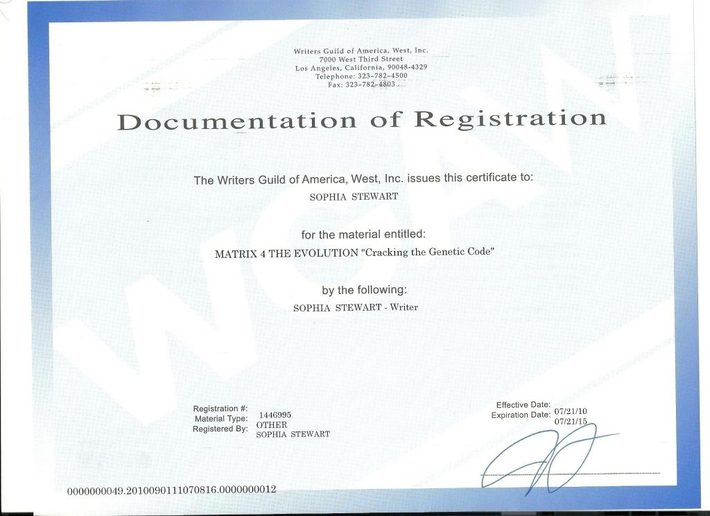 Matrix-4-The-Evolution-WGA-Registration